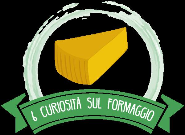 6 curiosità sul formaggio