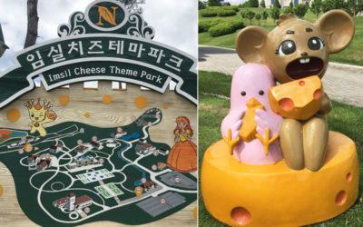 Il parco a tema sul formaggio esiste ed è in Corea del Sud