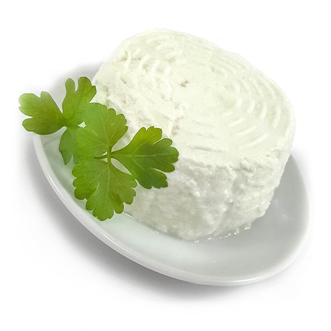 Pezzolino caprino formaggio fresco