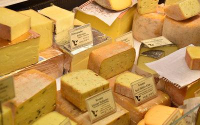 Il formaggio arancione e una frode vecchia di 400 anni