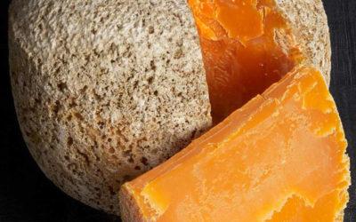 La Mimolette, il formaggio che sembra un melone