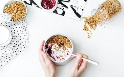 Una dieta ricca di fibre e yogurt per la salute dei polmoni