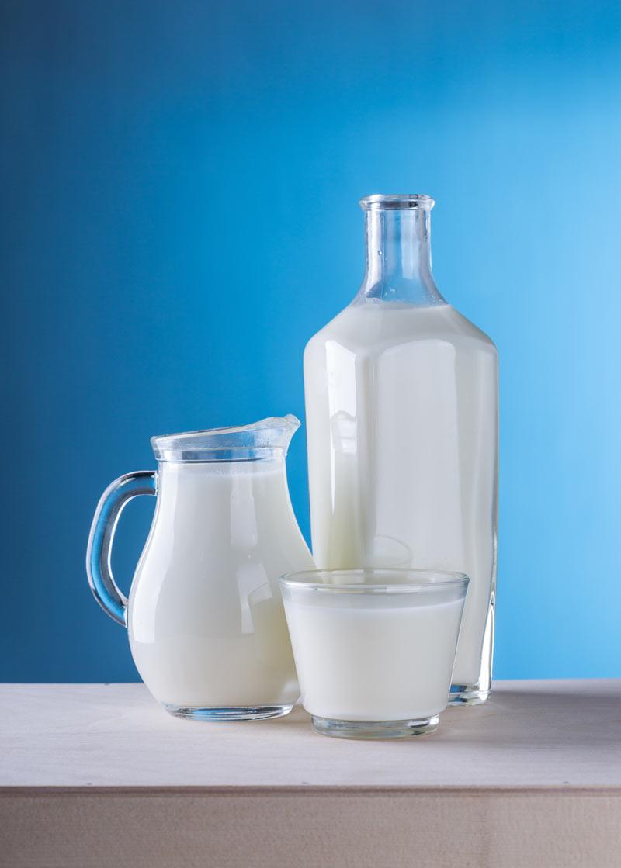 Non tutto il latte coagula